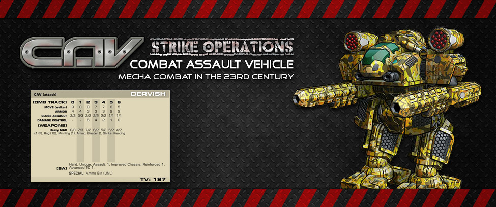 C.A.V. Combat Assault Vehicle