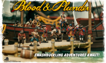 Blood & Plunder by Firelock Games