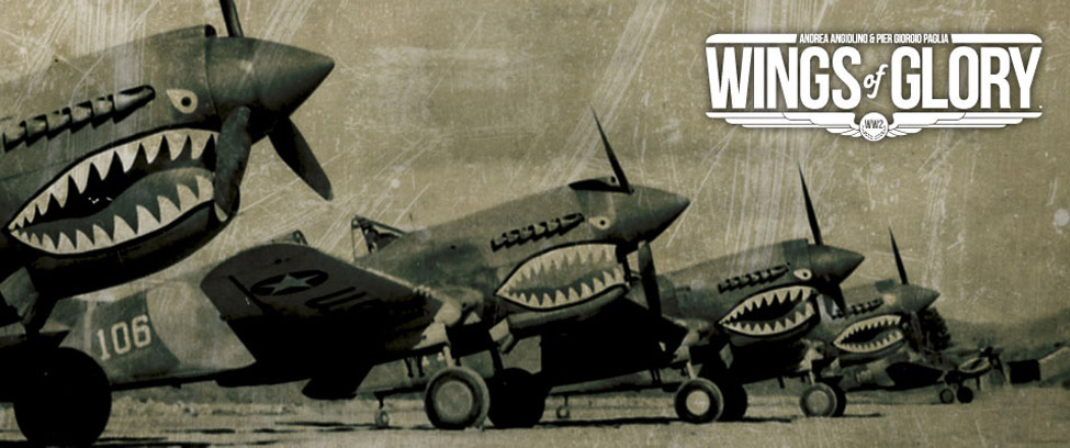 Wings of Glory WWII