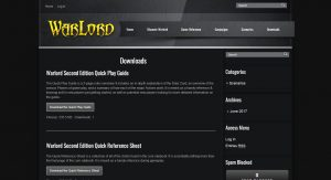 Warlord Army Creator 2.0.1 - Free Downloads Page