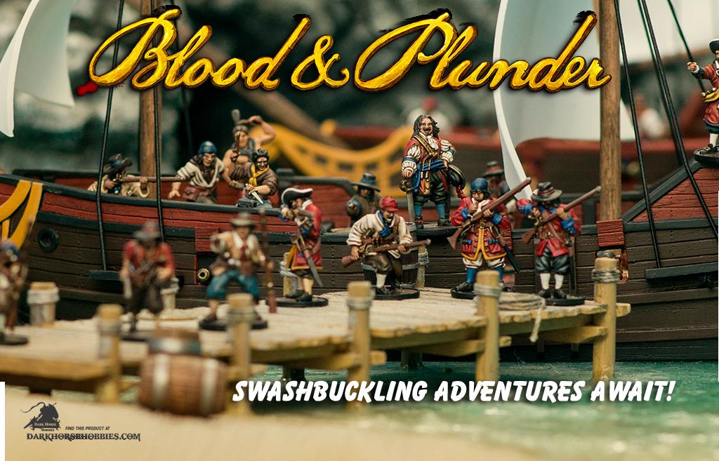 Blood & Plunder by Firelock Games